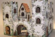 châteaux diy