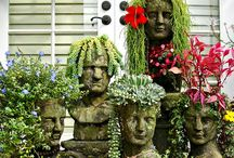 Gardens , Urns, and Outdoor Spaces