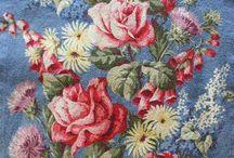 Barkcloth Fabric
