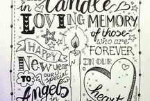 CreA letters & doodles