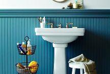 bathroom stuff / by Rebekah Field