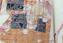 Lynda Bleyberg Art 2 / A selection of drawings, paintings and collages