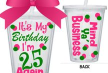 Custom Acrylic Tumblers / Tumblers are 16 oz, BPA free insulated double wall acrylic tumblers with matching acrylic straw and lid. Equip with rubber gasket that prevents straws from being puller out of tumbler, which is great for kids! Great for traveling, outdoor events, and any hot or cold beverage.