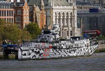 Naval Vessels / War Ships / by John Dempsey