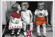Roll Tide! / by Andrea Banks
