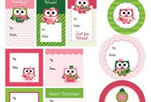 DIY / Wrappings / Gift Tags