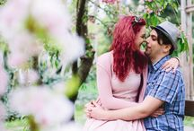 Our dream engagement photo shooting / Engagement photos, wedding, love, theone, happiness