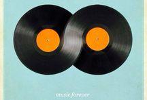 muziek en fotos