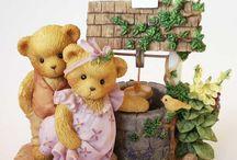 figurky medvídků