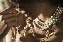 Diamonds and Pearls are a girls best friend! / by Courtney Lucier