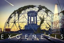 Exgenesis / Exgenesis is a point and click adventure game currently in development by 48h Studio.