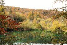 Plitvicei-tavak ; National park Plitvice ; Plitvicka jezera
