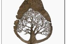 Trees & Leaves / by Alison Holderfield