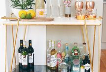 Drinks trolley inspo