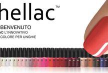 Shellac / SMALTO SEMIPERMANENTE SHELLAC La rivoluzione per il tuo manicure. Rapido e naturale come uno smalto. Brillante e resistente come un gel.