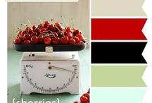 Color Schemes / by Allison Lewis