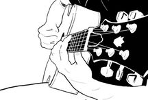 Guitar -- Elementary Music Education / Beginning guitar chords, songs, resources, and suggestions.