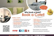 Why book into a serviced apartment versus a hotel? / Discover the benefits of booking into a Cotels Serviced Apartment versus a Hotel when looking for accommodation in Milton Keynes, Luton or Northampton. Ideal for leisure, business travel stays or temporary accommodation.