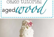 Cakes, tips and tricks, ideas