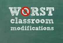 Differentiation - Modification in Classroom