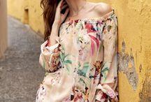 Urban Summer - odzież / Lato w mieście, czyli kolekcja na sezon wiosna-lato 2018. Motywy kwiatowe, geometryczne wzory i kolory uwielbiane przez Polki - odkryj najnowsze hity od Gatta.