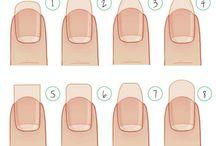 Decoración de uñas / Decoración de uñas