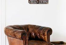 Meubels / Egg chair