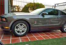FORD MUSTANG / 2015.
