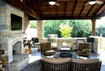 Outdoor Patio Ideas / by Susy Shaw