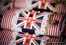 London Themed Sweet 16 Ideas!