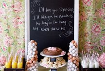 Shower / Baby Shower Ideas / by Amanda Smith