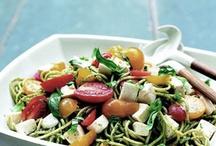 Salads & salsa