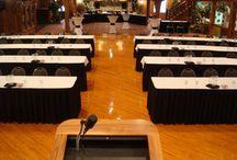 Corporate Meetings / Seminars. Retreats. Luncheons.