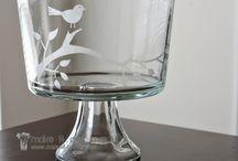 Groovy Glass Ideas