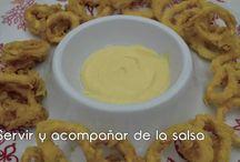 Videos de recetas / Aqui podrás encontrar videos con imágenes del paso a paso para la preparación de recetas a base de pescados y mariscos. Por La Pescaderia gourmet.