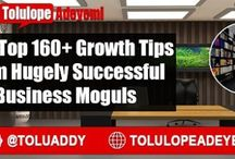 2017 Top 160+ #GrowthTips From Hugely Successful #Business...