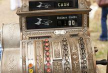 olad cash register