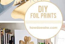 Foil projects
