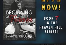 Beginning of Forever - Heaven Hill #7 / Heaven Hill #7/Meredith & Tyler's second story / by Laramie Briscoe