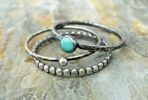 Silver & Turquoise