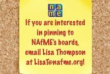 Classroom Ideas / by NAfME