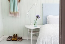 Bedroom. / Back to bed. Please. / by my scandinavian home blog
