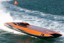 Offshore Powerboats / Boats