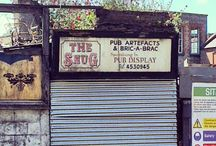 Dublin Ghost Signs of Dublin 8 / #DublinGhostSigns, Dublin 8
