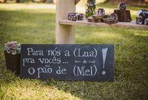 Decoração Casamento Campo / Ideias para quem busca inspiração para decorar um casamento no campo.
