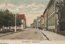 Vintage Postkort ca 1900-1930