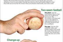 Baseball #boys:-) / by Dani @bebrilliantlygreen.com