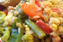 Hungry Runner- Healthy Meals / by Under cover Lover of all things Pinterest