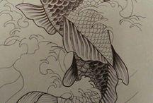 tatuaggi carpa