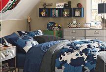 Teenage Boy Room